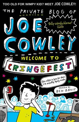 The Private Blog of Joe Cowley: Welcome to Cringefest by Ben Davis