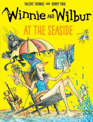 Winnie and Wilbur at the Seaside by Valerie Thomas