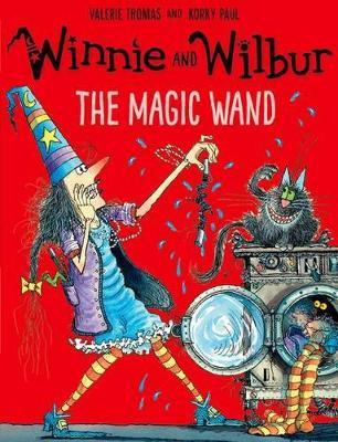 Winnie and Wilbur: The Magic Wand by Valerie Thomas