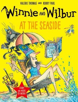 Winnie and Wilbur at the Seaside by Valerie Thomas