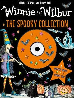 Winnie and Wilbur: The Spooky Collection by Valerie Thomas