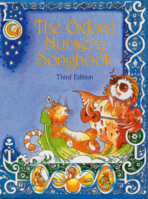 The Oxford Nursery Song Book by Percy Buck