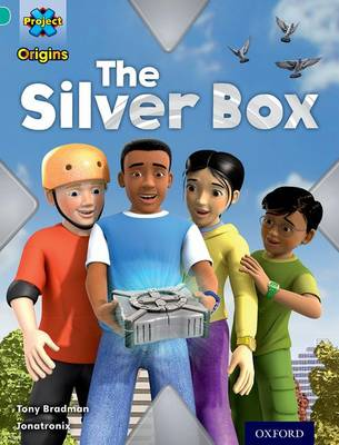 Project X Origins: Turquoise Book Band, Oxford Level 7: Discovery: The Silver Box by Tony Bradman