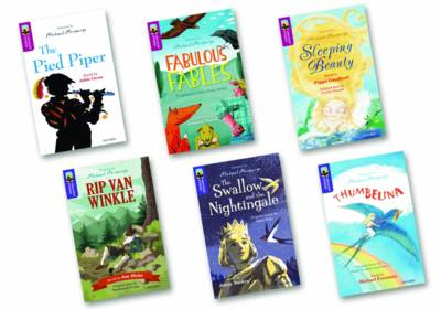 Oxford Reading Tree TreeTops Greatest Stories: Oxford Level 10-11: Mixed Pack by Adele Geras, Joanna Nadin, Pippa Goodhart, Michael Foreman