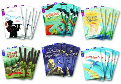 Oxford Reading Tree TreeTops Greatest Stories: Oxford Level 10/11: Class Pack by Adele Geras, Joanna Nadin, Pippa Goodhart, Michael Foreman