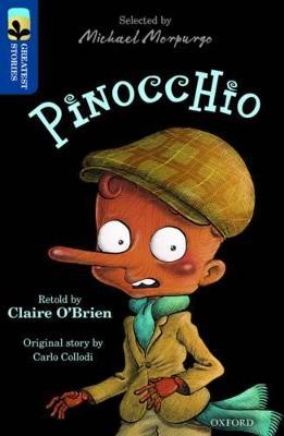 Oxford Reading Tree TreeTops Greatest Stories: Oxford Level 14: Pinocchio by Claire O'Brien, Carlo Collodi
