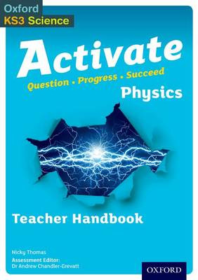 Activate: Physics Teacher Handbook by Nicky Thomas
