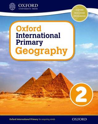 Oxford International Primary Geography: Student Book 2 by Terry Jennings