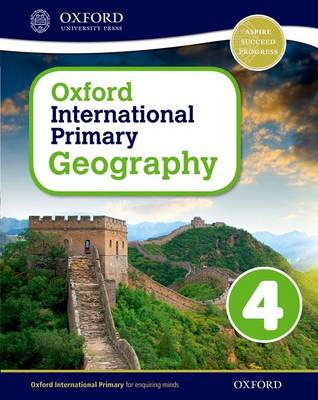 Oxford International Primary Geography: Student Book 4 by Terry Jennings