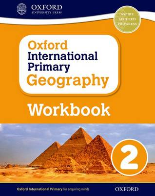 Oxford International Primary Geography: Workbook 2 by Terry Jennings