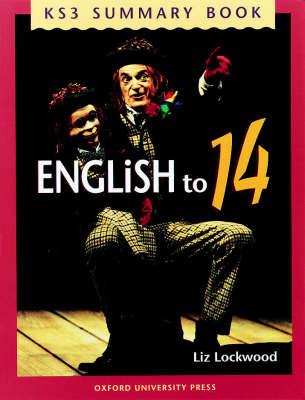 English to 14 by Liz Lockwood