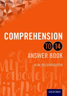 Comprehension to 14 Answer Book by Geoff Barton