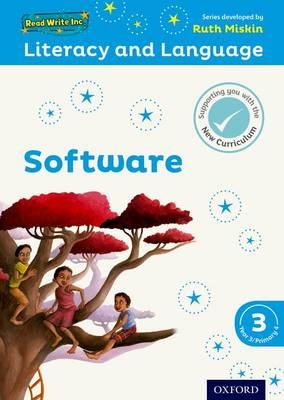 Read Write Inc.: Literacy & Language: Year 3 CD Rom Unlimited User by Ruth Miskin, Janey Pursgrove, Charlotte Raby