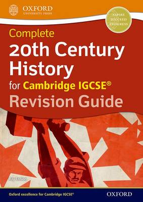 20th Century History for Cambridge IGCSE (R) Revision Guide by Ray Ennion