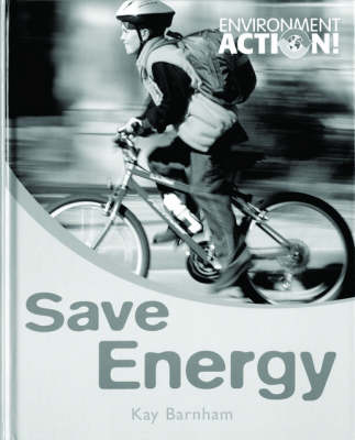 Read Write Inc. Comprehension: Module 30: Children's Books: Save Energy Pack of 5 books by Kay Barham, Ruth Miskin