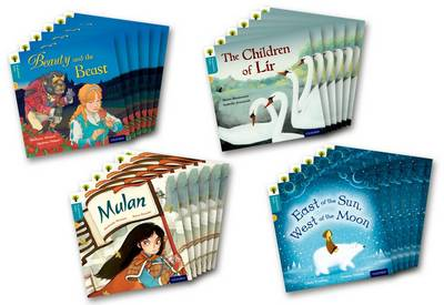 Oxford Reading Tree Traditional Tales: Level 9: Class Pack of 24 by Chris Powling, Michaela Morgan, Maire Buonocore
