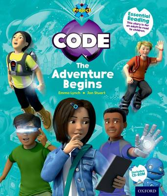 Project X Code: The Adventure Begins by Marilyn Joyce