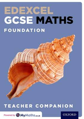 Edexcel GCSE Maths Foundation Teacher Companion by Gwen Wood, Claire Perry