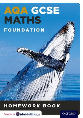 AQA GCSE Maths Foundation Homework Book by Clare Plass