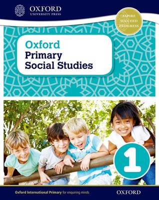 Oxford Primary Social Studies Student Book 1 Where I belong by Pat Lunt