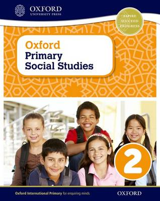 Oxford Primary Social Studies Student Book 2 by Pat Lunt