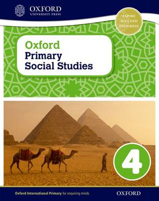 Oxford Primary Social Studies Student Book 4 by Pat Lunt