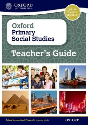 Oxford Primary Social Studies Teacher's Guide by Pat Lunt