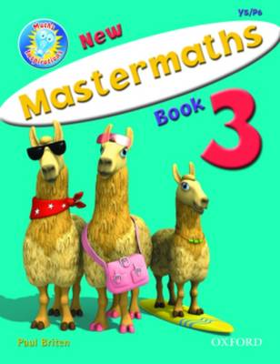 Maths Inspirations: Y5/P6: New Mastermaths: Pupil Book by Paul Briten