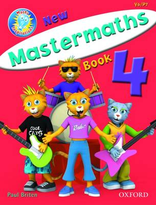 Maths Inspirations: Y6/P7 New Mastermaths: Pupil Book by Paul Briten