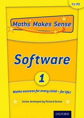 Maths Makes Sense: Y1: Software Multi User by Richard Dunne, Carrie Dunne