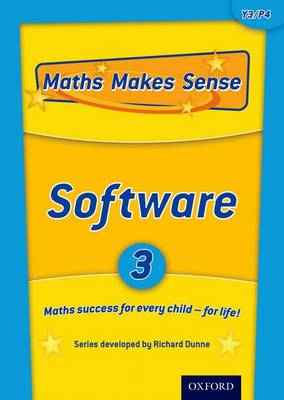 Maths Makes Sense: Y3: Software Multi User by Richard Dunne, Carrie Dunne