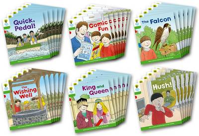 Oxford Reading Tree Biff, Chip and Kipper Stories Decode and Develop: Level 2: Level 2 More B Decode and Develop Class Pack of 36 by Roderick Hunt, Paul Shipton
