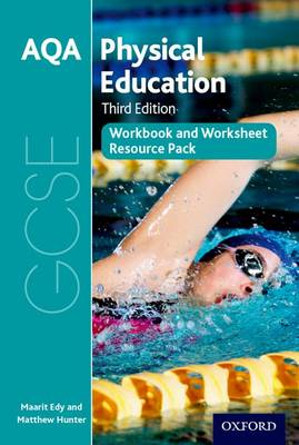 AQA GCSE Physical Education: Workbook and Worksheet Resource Pack by Maarit (Author) Edy, Matthew (Author) Hunter