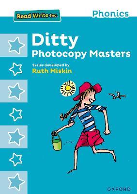 Read Write Inc. Phonics: Ditty Photocopy Masters by Ruth Miskin