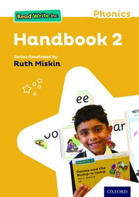 Read Write Inc. Phonics: Teaching Handbook 2 by Ruth Miskin