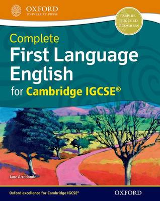 Complete First Language English for Cambridge IGCSE (R) by Jane Arredondo