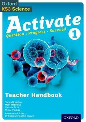 Activate 1: Teacher Handbook by Simon Broadley, Mark Matthews, Victoria Stutt