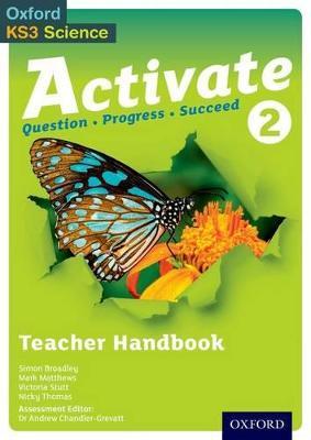 Activate 2: Teacher Handbook by Simon Broadley, Mark Matthews, Victoria Stutt