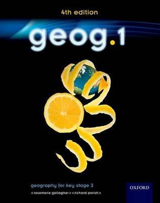 geog.1 Student Book by RoseMarie Gallagher, Richard Parish