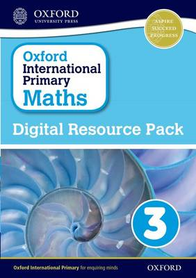 Oxford International Primary Maths: Digital Resource Pack 3 by