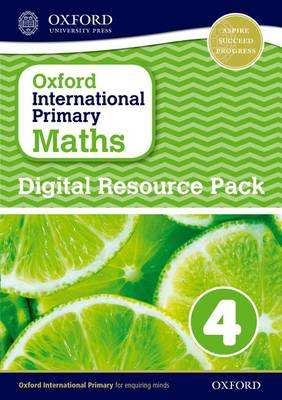 Oxford International Primary Maths: Digital Resource Pack 4 by