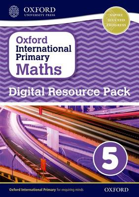 Oxford International Primary Maths: Digital Resource Pack 5 by
