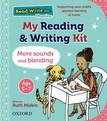 Read Write Inc.: My Reading and Writing Kit More sounds and blending by Ruth Miskin
