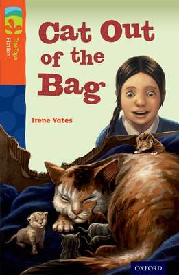 Oxford Reading Tree TreeTops Fiction: Level 13 More Pack B: Cat Out of the Bag by Irene Yates
