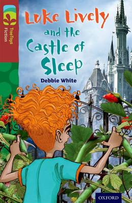 Oxford Reading Tree TreeTops Fiction: Level 15 More Pack A: Luke Lively and the Castle of Sleep by Debbie White