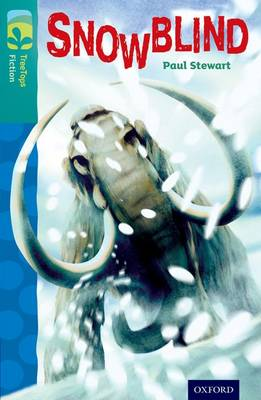 Oxford Reading Tree TreeTops Fiction: Level 16 More Pack A: Snowblind by Paul Stewart