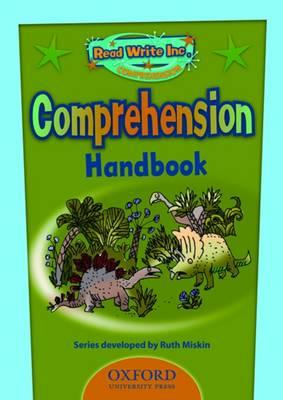 Read Write Inc. Comprehension: Handbook by Ruth Miskin