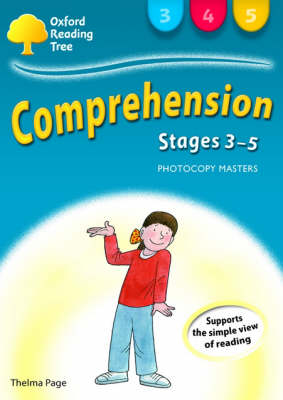 Oxford Reading Tree: Levels 3-5: Comprehension Photocopy Masters by Thelma Page