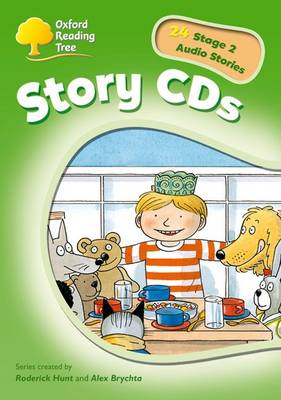 Oxford Reading Tree: Level 2: CD Storybook by Roderick Hunt