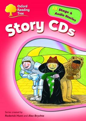 Oxford Reading Tree: Level 4: CD Storybook by Roderick Hunt